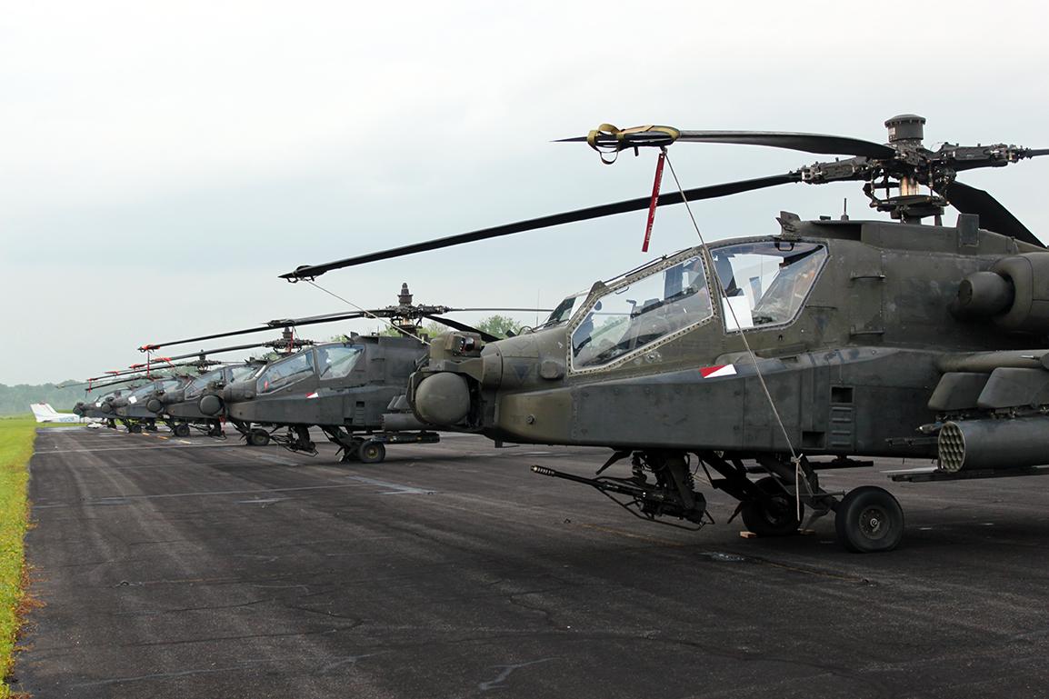 Army Aviation Unit