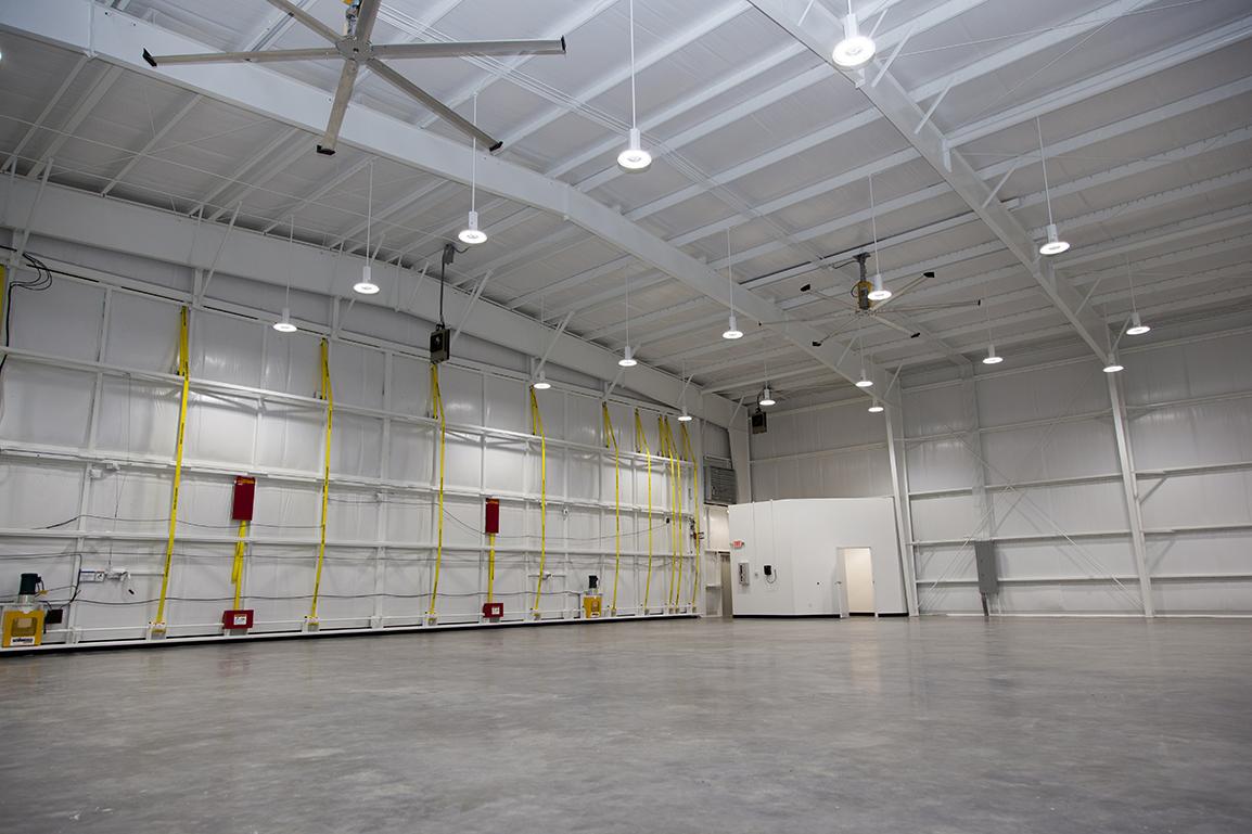 Transient Hangar