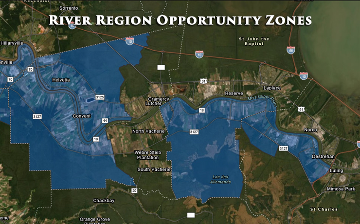 River Region Opportunity Zones